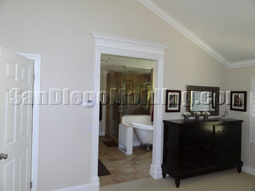 Crown molding, Wainscoting, Doorways, Window casing