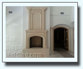 San Diego Molding Inc Seamless Crown Molding Installation